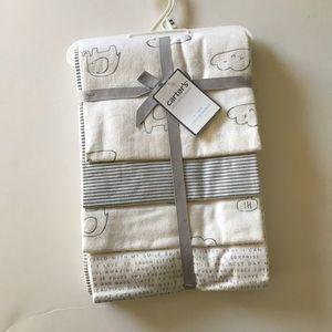 Carter's | 4-pack receiving blankets